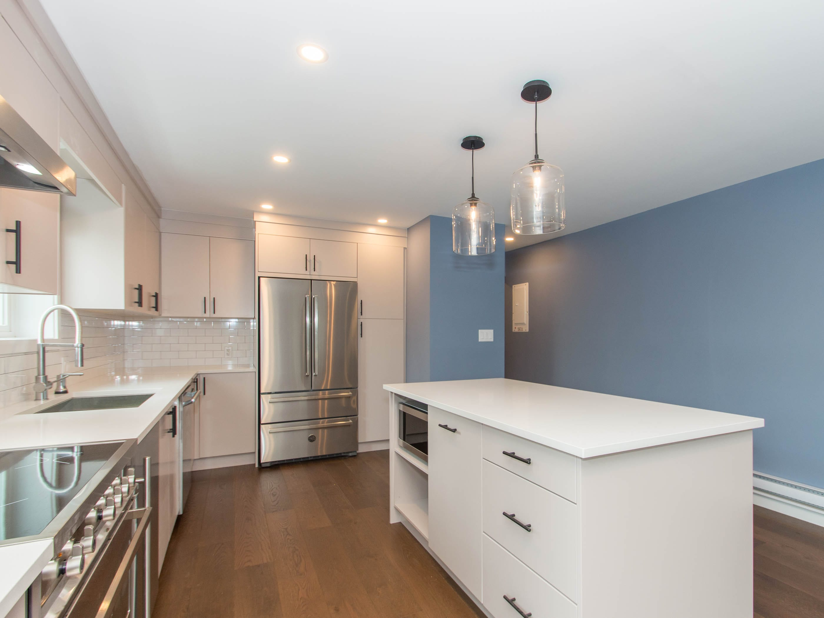 Langley general contractor for kitchen renovations